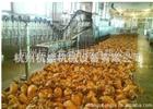 扒鸡生产线