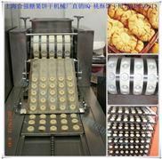 """购""""桃酥饼干机/曲奇饼干机/热风旋转炉/月饼机/糕点机/饼干设备/糖果机械""""到上海合强机械厂"""