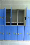 8门更衣柜防水储物柜与更衣柜
