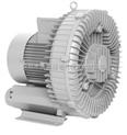 风机,鼓风机,旋涡风机,双段鼓风机HB-4346,工业吸尘器专用旋涡气泵,涡流泵,环形风机