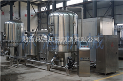 SEGL-10食品分离设备~白酒冷冻过滤设备
