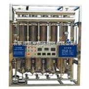 河南安阳列管多效蒸馏水机报价