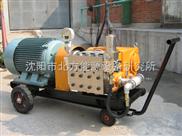 水泥厂结皮清洗用高压水清洗机