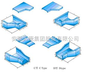 XQJ-C-06A、B、C、D型异径接头