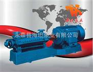 卧式多级泵|D、DG型卧式多级离心泵
