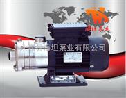卧式多级泵|CHLF型轻型段式不锈钢多级离心泵