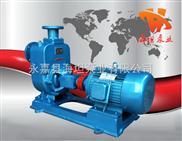 不銹鋼自吸泵 ZW型無堵塞自吸排污泵