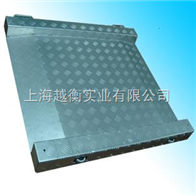 SCS-YH-D单层超低电子磅称(上海单层电子地磅)单层电子磅价格