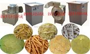 紅薯加工機械--紅薯脫皮機,紅薯切片機,油炸機