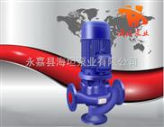 管道泵厂家|GW型无堵塞污水式管道泵