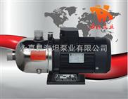 卧式多级泵|CHL型卧式轻型不锈钢多级泵(圆筒式)
