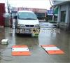 SCS专用便携地磅秤价格(公路专用检测秤价格)