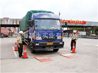 福州矿山/公路货站/港口称重便携式汽车衡多少钱-便携式汽车衡厂家